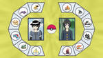 Pokemon Battle Board by db1993