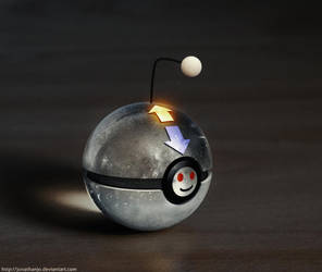 Reddit Ball by Jonathanjo