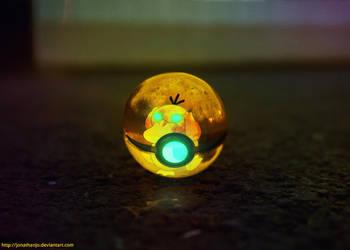 The Pokeball of Psyduck by Jonathanjo