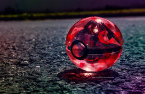 The Pokeball of Ruby Rose (tribute to MontyOum) by Jonathanjo