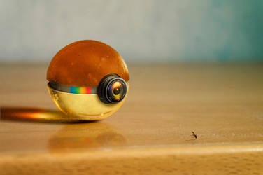 The Pokeball of Instagram by Jonathanjo