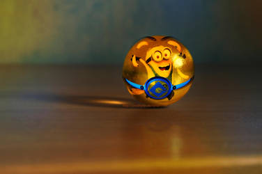 The Minions Ball by Jonathanjo
