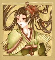 Geisha by MyMyMellow