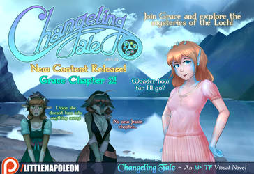 Changeling Tale - Grace's Chapter 2 Release! by w4tsup