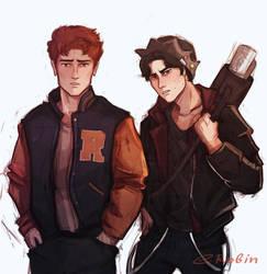 Riverdale by EnotRobin