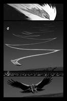 The One Minute War: Page B by turbofanatic