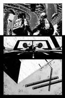 Aphelion 0.0 Page Nine by turbofanatic
