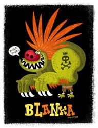 Blanka by mexopolis
