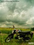 Old Bike-2 by MaskresZ