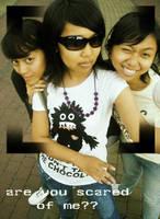 Happy Three Friend's by MaskresZ
