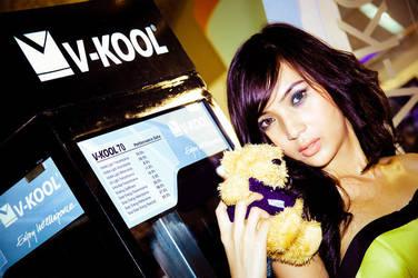 V-Kool Girls by MaskresZ