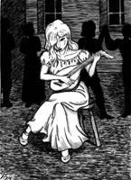 Essi Daven (The Witcher) by Nanbala