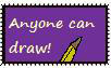 Draw Stamp by Nightmare-star