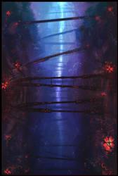 Underwater-City by artofjosevega