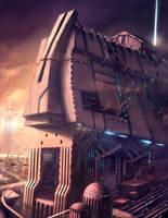 The Ark by artofjosevega