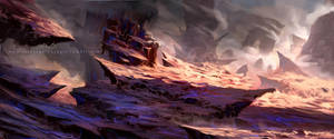 Karesh Exploration3 by artofjosevega