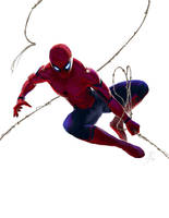 New Spiderman by artofjosevega