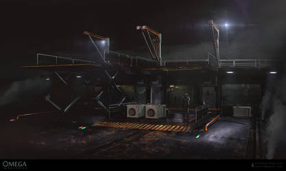 heavy Lift Area Concept by artofjosevega