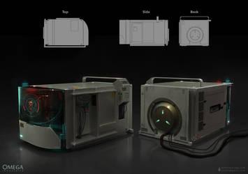 Generator Prop Callout by artofjosevega