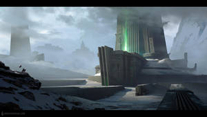 Dark Tower Inspired by artofjosevega