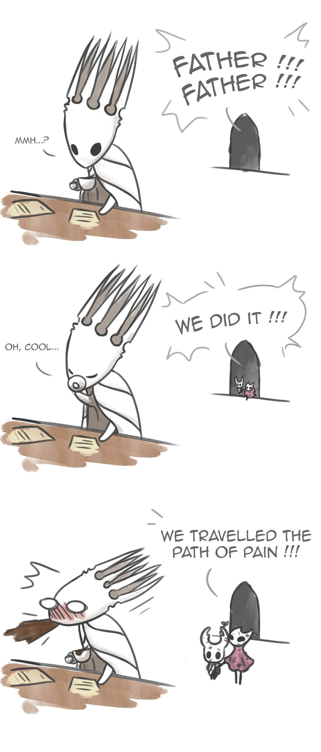 Path of pain hollow knight reddit