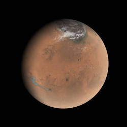 Mars is Being Terraformed by slimysomething