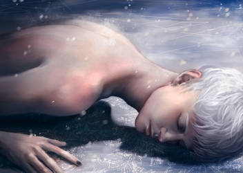 Frost Bite by aerobicsalmon