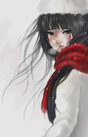 Sawako Kuronuma by aerobicsalmon