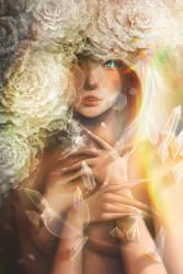 Floral Prism by aerobicsalmon