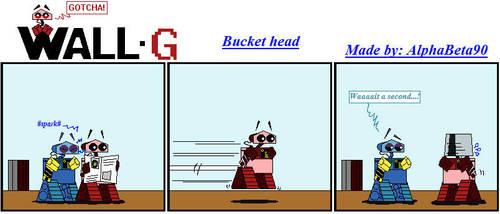 Bucket head by Finjix