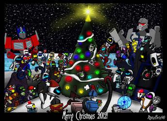 Christmas 2012 by Finjix
