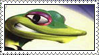 Gex: Enter the Gecko Stamp by LoveAnimeAndCartoons