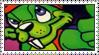 Jazz Jackrabbit Stamp by LoveAnimeAndCartoons