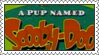 A Pup Named Scooby-Doo Stamp by LoveAnimeAndCartoons