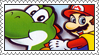 Super Mario Advance 2 Stamp by LoveAnimeAndCartoons