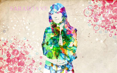 Sarah Jane: Watercolor Edition by ElijahVD