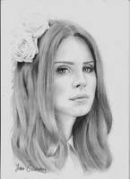 Lana Del Rey by ItsMyUsername