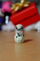 Baby Owl front by ItsMyUsername