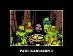 Teenage Mutant Ninja Turtles by RetardMessiah