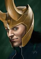 Loki by 14th-division