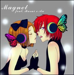 Magnet: Marui x An by bakedapple