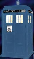 TARDIS by Avrodite