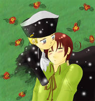 APH - I love you... by MasterFranny