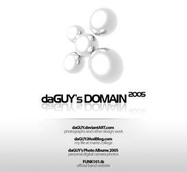 daGUY's DOMAIN 2005 Final by daguy