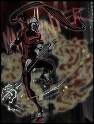 Manhunter reboot - DC by Cilab