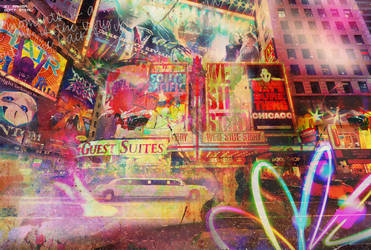 New York City by ciitylightss