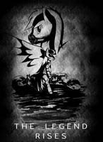 My little Pony: The Derpy Knight Rises by Flint2m90