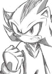 Shadow The Hedgehog by Nac0n