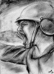 +.: Soldier in Wasteland :.+ by Nac0n