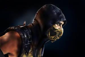 Scorpion: Mortal Kombat by zaktbd11